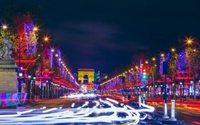 Die Champs-Elysées steigt im Ranking der teuersten Einkaufsstraßen der Welt