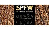 Coletiva marca abertura da SPFW