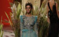 Juan Duyos y la modelo Marta Ortiz, premios L'Oréal Paris en la MBFWM