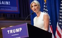 Ivanka Trump refuse la politisation de sa marque, victime d'un appel au boycott