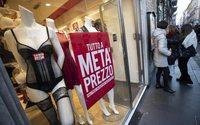 UNC: Italia in recessione, fallimento saldi