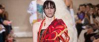 Неделя высокой моды в Париже: показ Maison Martin Margiela