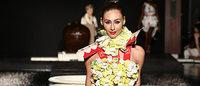 McDonald's holds fashion show at Funkshion Miami