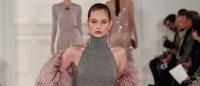 Calvin Klein Collection y Ralph Lauren o cómo el glamur sobrevivió a la nieve