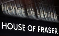 House of Fraser and Intu agree deal to save four stores from closure