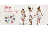 Blue Poppies: un nouveau site de personnalisation de vêtements haut de gamme pour enfants