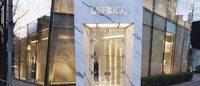 La Perla's Tokyo flagship store looks like an art gallery