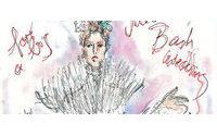 "Gigantes da moda imaginam a ""noiva"" Lady Gaga"