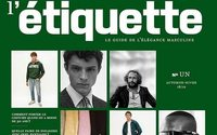 So Press (Society) lance L'Etiquette, un biannuel sur la mode masculine