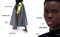 Miuccia Prada et Raf Simons placent la technologie au cœur de leur première campagne