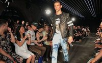 Icosae goes neo-romantic at Paris Men's Fashion Week