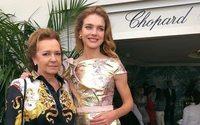 Наталья Водянова выпустила капсулу с Chopard