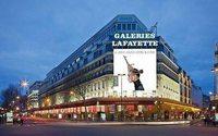 Terör saldırılarının negatif etkisi Galeries Lafayette'de net olarak hissediliyor