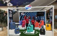 В России открылись четыре pop-up магазина бренда American Tourister