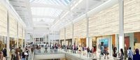 Refurbished Meadowhall to be split into four areas