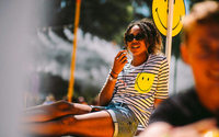 Smiley x Lee Jean collab wraps up with giant pool party at Elrow in Amsterdam