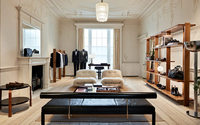 Brioni reopens London flagship store