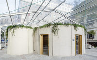 """Fuorisalone: a """"3D Housing 05"""" di Massimiliano Locatelli va il """"Best Sustainability Award"""""""