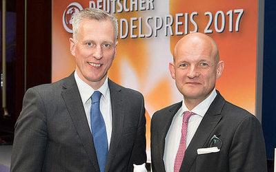 1c6962833861 HDE: Ernsting's family erhält deutschen Handelspreis - News : Events ...