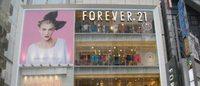 Forever 21 duplicará sua presença na América Latina