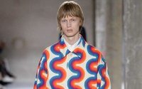 Dries Van Noten, buoyed by new investors, stages sunny Verner Panton show