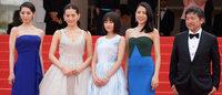 第68回カンヌ国際映画祭で綾瀬はるか、長澤まさみ、夏帆が着用したドレスのブランドは?