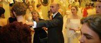'Wedding planner' italiano lança colecção de vestidos