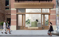 Maison Kitsuné s'installe sur Lafayette Street à New York