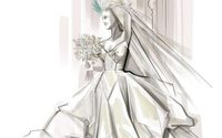 Carrie Bradshaw's wedding dress goes on show in NYC