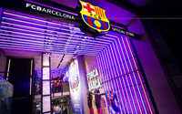 FC Barcelona and Nike open new store in Barcelona