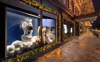 Harrods under fire over Christmas grotto policy