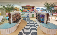 Havaianas abre pop-up exclusiva na Selfridges de Manchester