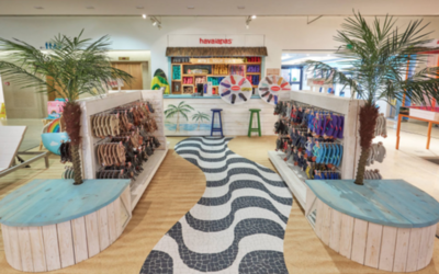 newest 054d5 ab340 Havaianas opens exclusive pop-up in Selfridges, Manchester ...
