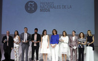 Purificación García, Moisés Nieto, Puig y Efe Estilo, Premios Nacionales Moda