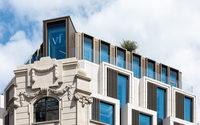 VF inaugure son nouveau siège d'Axtell Soho à Londres