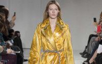 Simons pays homage to America at Calvin Klein debut