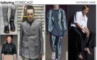 Trendzoom: Design Forecast MEN/youth Apparel S/S 2019