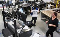 Spreadshirt investiert Millionenbetrag in GTX-Drucktechnologie