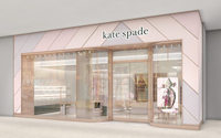 Kate Spade comes to Hudson Yards