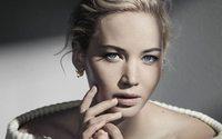 Jennifer Lawrence simples e chique na nova campanha Dior