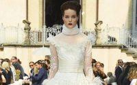 Curiel presenta la sua haute couture a Milano