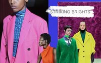 Livetrend : Striking Brights - Fall/Winter 2021