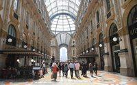 Dior e Fendi prendono posto in Galleria a Milano