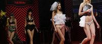 香港时装周开幕 本土内衣品牌打头阵