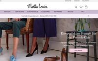Luxury online shoe store Martha Louisa ceases operations