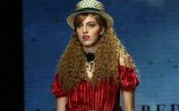 Emirati designer brings vintage vibe to Dubai catwalk