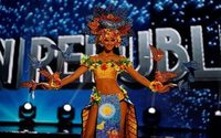 Miss Universe pageant starts with swimsuits, national constumes in Manila