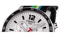 Tissot unveils a commemorative Baku 2015 watch