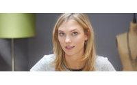 Karlie Kloss é a nova 'vlogger' do meio fashion