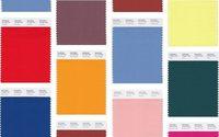 Pantone назвал главные цвета будущей весны